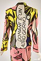 Moschino Cheap and Chic, suit with Roy Lichtenstein print - 16182234296.jpg