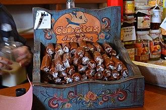 Cajeta - Cajeta candy for sale in Toluca