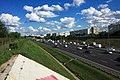 Moscow, MKAD north of Bibirevo (30728714864).jpg