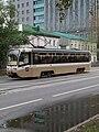 Moscow tram, Dubininskaya street 29.jpg