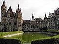 Moszna, pałac, XVIII,1896-1913.JPG