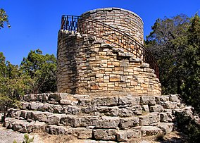 Mother neff state park lookout tower.jpg