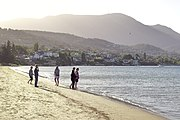 Mount Wellington from Sandy Bay, Hobart Tasmania.jpg