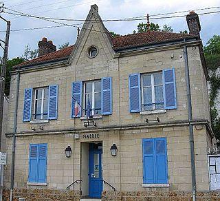 Mousseaux-sur-Seine Commune in Île-de-France, France