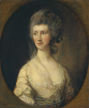 John Taylor (manufacturer) - Image: Mrs John Taylor By Thomas Gainsborough circa 1778 NGA Washington