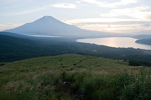 Mt.Fuji from Mt.Teppoginoatama 20