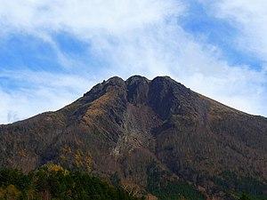 Mount Nikkō-Shirane - Image: Mt.Nikko shirane
