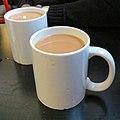 Mug of tea, Smithfield Market, City of London.jpg