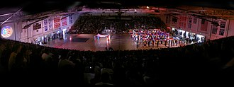 Independence High School (San Jose, California) - Image: Multicultural Assembly Flag Ceremony