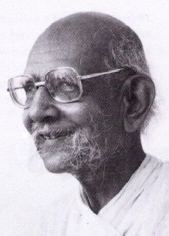 Jambuvijaya - Image: Muni Jambuvijayaji