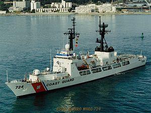 USCGC Munro (WHEC-724)