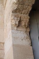 Muqarnas Inside the Jaffa Gate.JPG