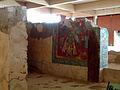 Mural de hombre jaguar de Cacaxtla, Tlaxcala.JPG