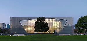 Museum of the History of Polish Jews in Warsaw building 0010