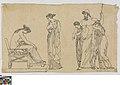 Mythologisch tafereel, 1775 - 1830, Groeningemuseum, 0042127000.jpg