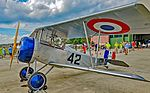 N1918C GARCIA ROBERT A. Model- NIEUPORT 17. Serial- 1 (2011 Replica) (30426474776).jpg