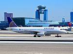 N409UA United Airlines 1994 Airbus A320-232 C-N 462 (7219842922).jpg