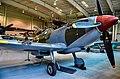 N730MJ 1943 Supermarine 361 Spitfire HF Mk. IXe MJ730 C N CBAF.7243 (31318747638).jpg