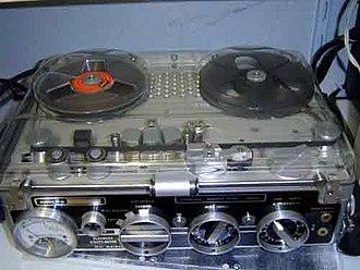 Nagra - Nagra III with Pilottone