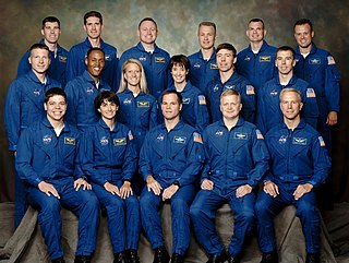 NASA Astronaut Group 18