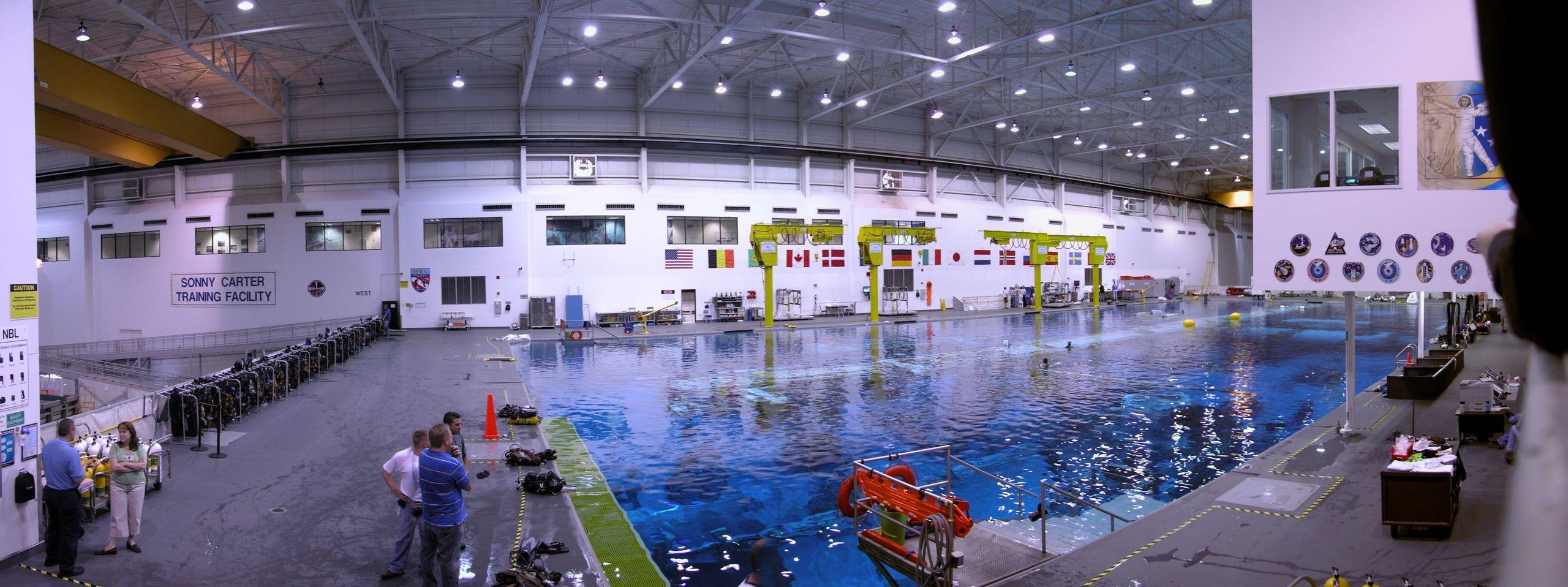 Neutral Buoyancy Lab