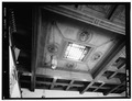 NAVE, VIEW OF CEILING - Church of the Nativity, 46-48 Second Avenue, New York, New York County, NY HABS NY,31-NEYO,93-5.tif