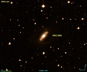 Image illustrative de l'article NGC 3233