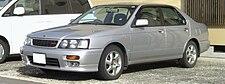 1998 Nissan Bluebird SSS