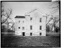 NORTH ELEVATION - Jansonist Colony, Old Apartment House, Main Street, Bishop Hill, Henry County, IL HABS ILL,37-BISH,2-4.tif