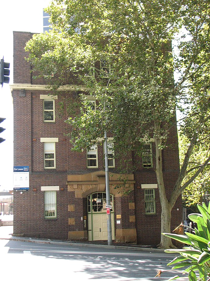NSW Housing Board Building, Grosvenor Street, The Rocks