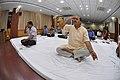 Nadishodhana Pranayama - International Day of Yoga Celebration - NCSM - Kolkata 2017-06-21 2455.JPG