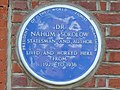 Nahum Sokolow plaque.jpg
