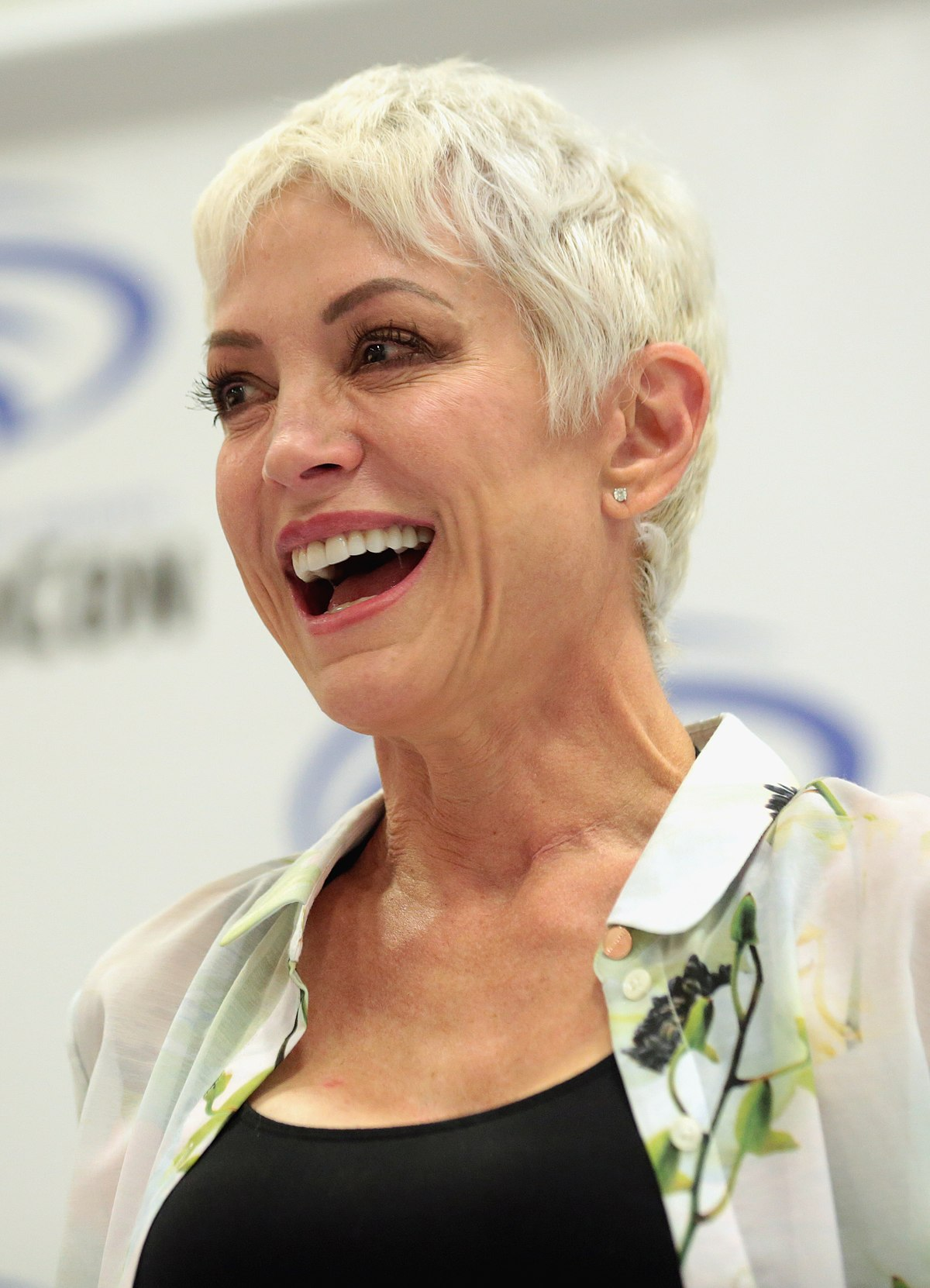 Nana Visitor naked (96 gallery), photo Topless, Instagram, braless 2017
