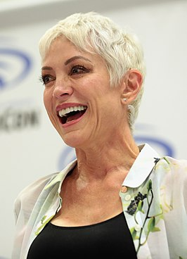 Nana Visitor in 2018.