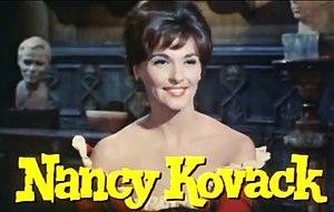 Nancy Kovack - Nancy Kovack in trailer for Diary of a Madman in 1963.