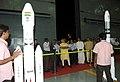 Narendra Modi visits GSLV Mk III Vehicle Assembly Building, at Sriharikota, in Andhra Pradesh. The Chief Minister of Andhra Pradesh, Shri N. Chandrababu Naidu, the Union Minister for Urban Development.jpg