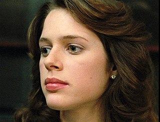 Natasha Hovey Italian actress