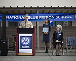 National Blue Ribbon Schools Program Award 150421-M-DF210-031.jpg