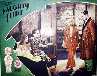 <i>The Naughty Flirt</i> 1931 film by Edward Cline, Edward F. Cline