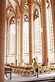 Nave - Heiliggeistkirche - Heidelberg - Germany 2017 (2).jpg