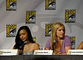 Naya Rivera & Heather Morris (4852316659).jpg