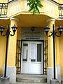 Ndërtesa ku është vendosur biblioteka e vogël e qytetit - Ferizaj 02.jpg