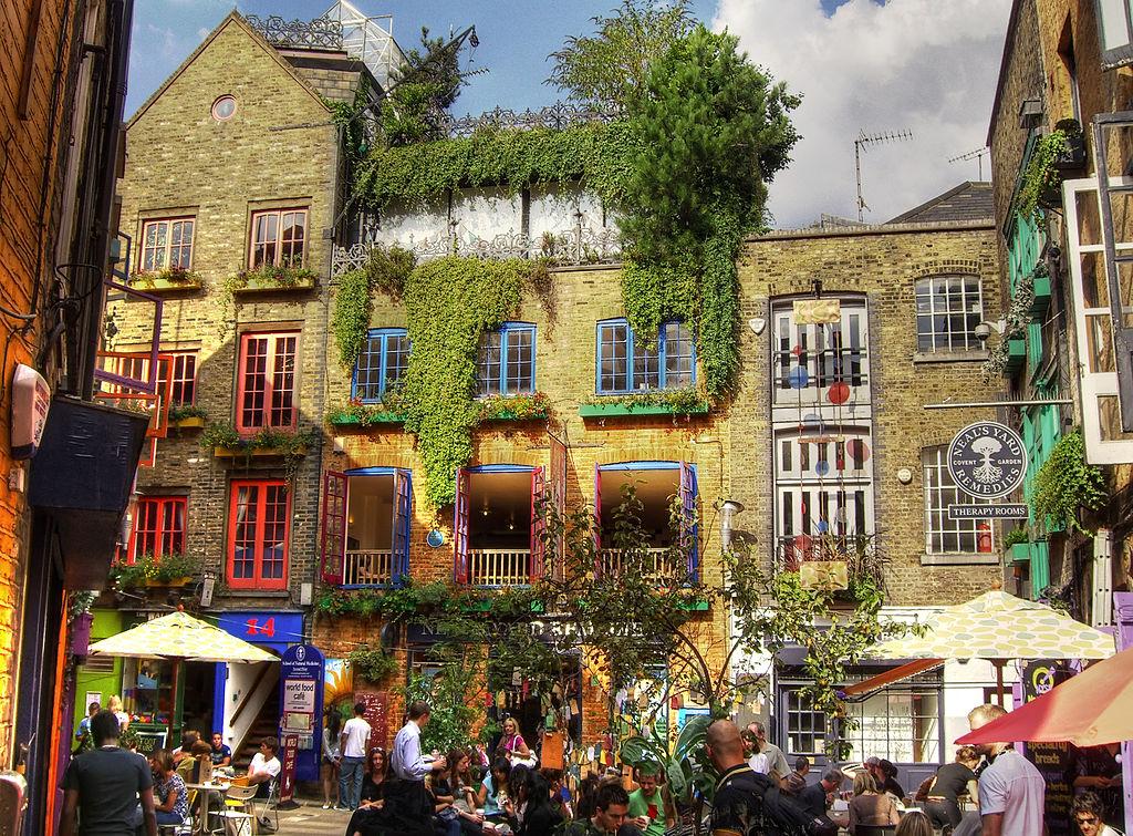 File Neal S Yard Remedies Covent Garden Jpg Wikimedia