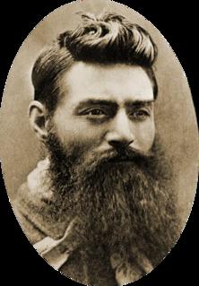 Ned Kelly beard Style of facial hair