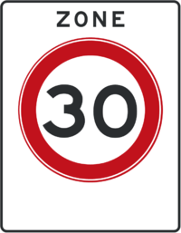 Nederlandse verkeersbord A1 30 ZB.png