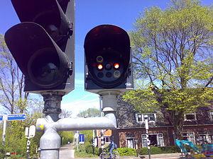 Rood Licht Lamp : Negenoog verkeerslicht wikipedia