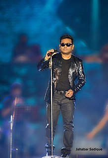 A. R. Rahman discography Discography of Indian musician A. R. Rahman