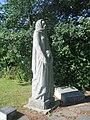 Neubrandenburg Neuer Friedhof Frauenehrenmal.JPG