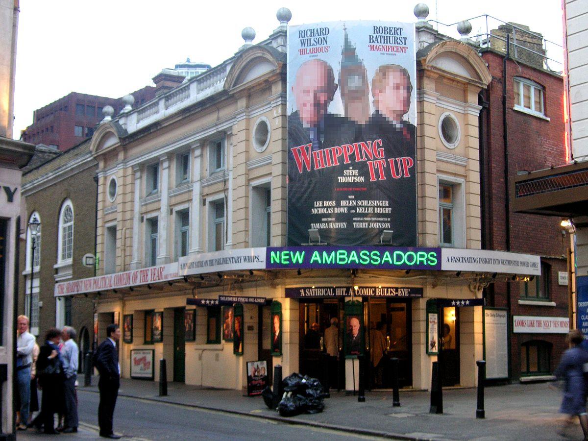 Ambassadors Theatre London Wikipedia