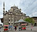 New Mosque Yeni Camii Istanbul.JPG